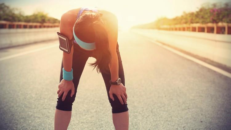 Kira-kira kalau lagi hamil boleh nggak ya olahraga lari?