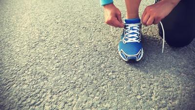 Cerita Meredith, Masih Lari 5K di Hari Perkiraan Melahirkannya