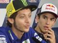 Lupakan Konflik dengan Rossi, Marquez Disarankan Liburan