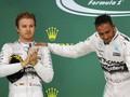 Dikalahkan Rosberg, Hamilton Kecewa dengan Mercedes