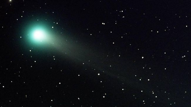 NASA mendeteksi sebuah komet yang ditemukan pada 30 Agustus lalu tengah mendekati Bumi.