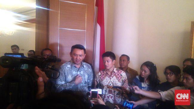 Dukungan untuk Gubernur nonaktif DKI Jakarta Basuki Tjahaja Purnama alias Ahok juga datang dari kalangan atlet Indonesia, salah satunya Rio Haryanto.