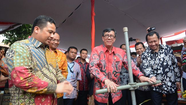 Polisi mengatakan penghentian proses hukum itu dilakukan setelah Pemkot Tangerang dan juga Kemenkumham mencabut laporan soal sengketa lahan.