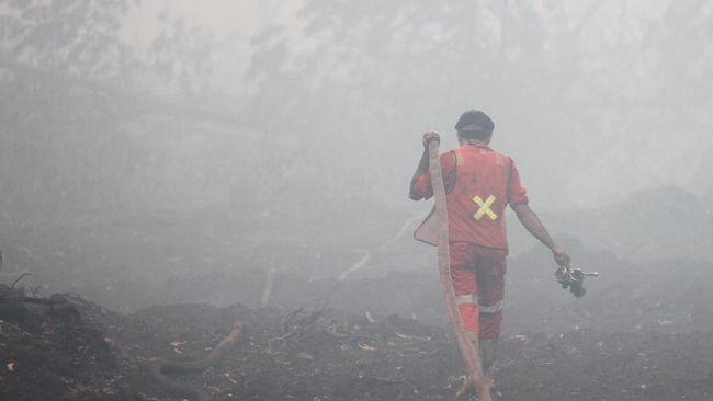 Dugaan pelanggaran hak asasi manusia dalam kebakaran hutan dan kabut asap menguat karena jatuh korban jiwa. Pemerintah dianggap tak bisa melindungi warga.