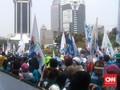 Ahok Ikuti UU Terkait Aturan Demonstrasi