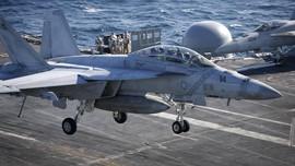 Kedua Kali dalam Sehari, Jet Tempur AS Jatuh di Perairan Asia