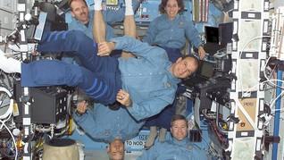 NASA Sebut ISS Dipenuhi Bakteri Sumber Penyakit