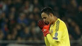 Navas Resmi Tinggalkan Madrid ke PSG