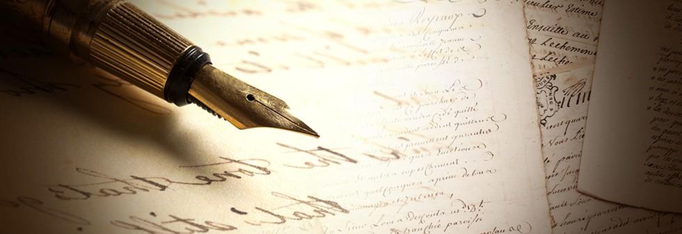 Penulis di Balik Jubah Sang Tokoh