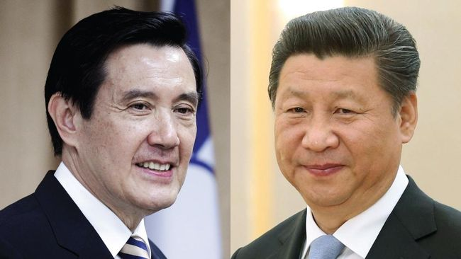Menengok Hubungan Taiwan-China: Musuh Tapi Mesra