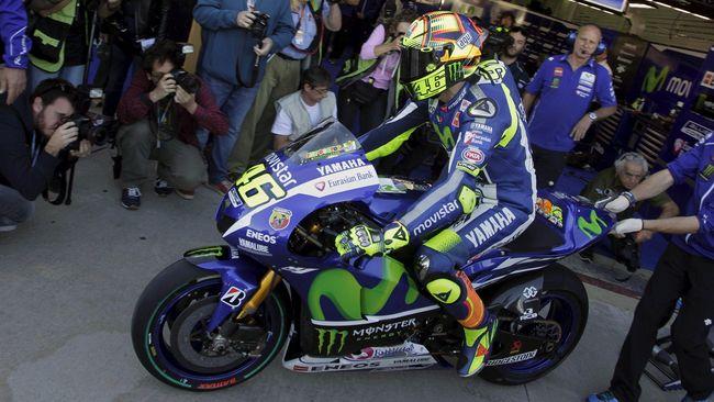 Direktur Tim Movistar Yamaha, Lin Jarvis, mengklaim Valentino Rossi sudah mendapatkan motivasi kembali untuk tampil di MotoGP di hari kedua tes Valencia.