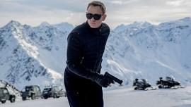 Mengunjungi 'Sarang' James Bond di Puncak Gunung Solden