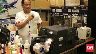 Perluas Pabrik Cikarang, Epson Habiskan Rp41,66 Miliar