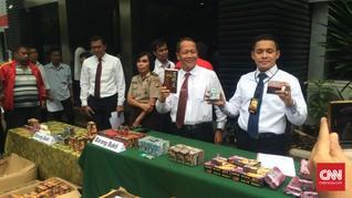 Polisi Ungkap Bisnis Obat Ilegal Beromzet Ratusan Juta