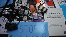 Punya Bukti, Jurnalis Laporkan Lagi Intimidasi di Munajat 212