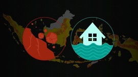 Bencana Banjir dan Longsor dari Tahun ke Tahun