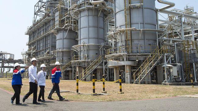 Perpanjangan Pembatasan Produksi OPEC Kerek Harga Minyak