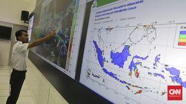 BMKG: Waspadai Ancaman Banjir dan Longsor di Banyak Daerah
