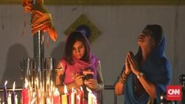 Spirit Sentosa Perayaan Diwali di Gunung Sahari