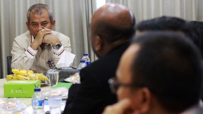 Wali Kota Bekas Rahmat Effendi menemui Gubernur DKI Jakarta untuk membahas soal adendum perjanjian kerja sama antara kedua daerah soal pengolahan sampah.