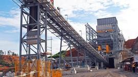 Produksi Emas Nasional Anjlok Tajam Tinggal 9,98 Ton per Mei