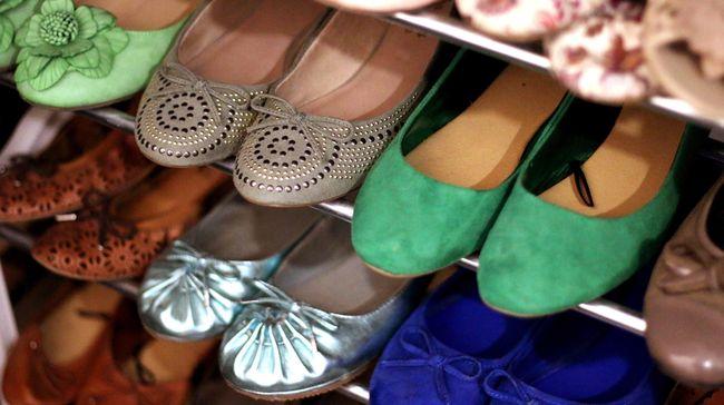 Ekspor produk alas kaki Indonesia bahkan bertumbuh 3,3 persen atau lebih tinggi dari ekspor industri alas kaki di dunia yang cuma 0,19 persen.