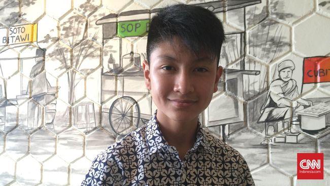 Gamma, remaja istimewa ini mempunyai keinginan untuk mengaliri listrik di salah satu desa di Sukabumi dengan micro hydro yang dia buat.