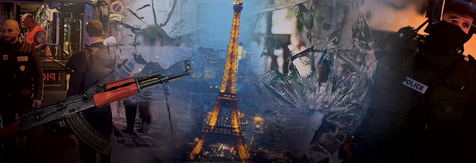 Paris Diserbu