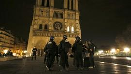 Perancis Sebut Pelaku Insiden Notre Dame Tak Terpantau Polisi