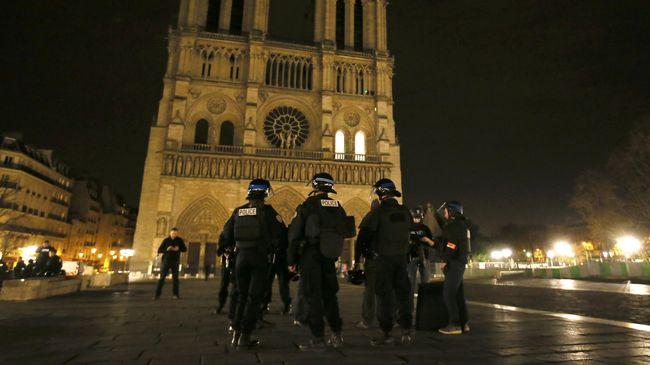 Setidaknya 153 orang tewas dalam serangan teror di Paris pada Jumat malam. Namun ini bukan yang pertama kali terjadi di tanah Eropa.