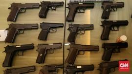 Penjual Air Gun ke ZA Ditetapkan Tersangka UU Darurat