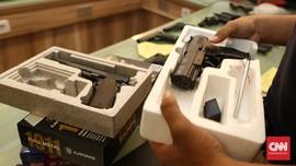 Kirim Air Gun Via Pos, Eks Polisi Jadi Tersangka Senpi Ilegal