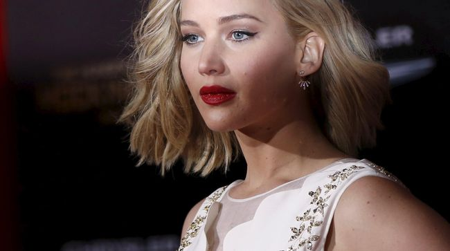 Aktris Hollywood Jennifer Lawrence tak kenal istilah diet, dia justru memilih untuk melakukan olahraga yang lebih keras dibanding orang lainnya.