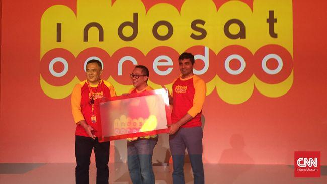 Indosat mengubah nama perusahaanya menjadi Indosat Ooredoo. Saham operator ini memang mayoritas dimiliki Ooredoo Asia.