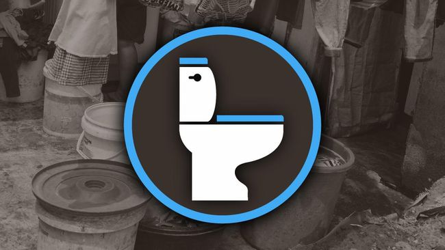 Dunia tengah mengalami krisis toilet. Padahal, satu toilet yang tak terjaga bisa jadi sumber permasalahan bagi banyak hal.