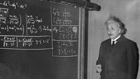 NASA Abadikan Albert Einstein Jadi Nama 'Rasi Bintang'