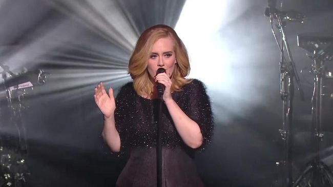Pernyataan tersebut sejalan dengan sang manajer Jonathan Dickins pada Januari lalu. Saat itu, ia mengatakan Adele telah menggarap album baru.