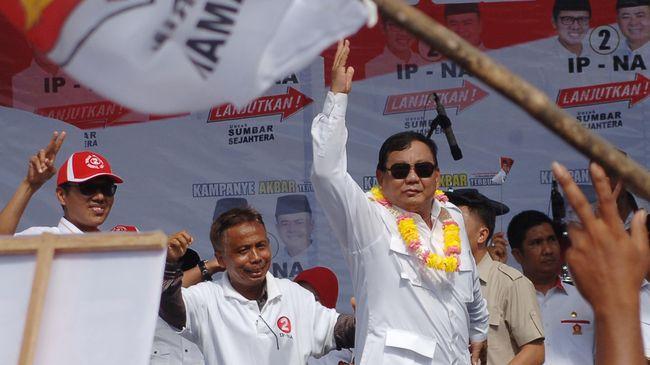 Kepengurusan Gerindra disahkan lewat SK Menkumham Nomor N.MH-18.HH.11.01/2020 tentang Pengesahan Perubahan AD/ART Partai Gerindra.
