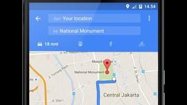 Cara Aman Pakai Peta Digital saat Perjalanan Jauh