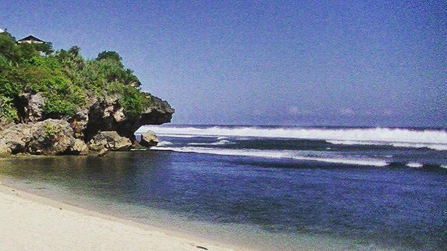 Pada bulan Juni diperkirakan perairan Selatan di Gunung Kidul banyak ditemukan ubur-ubur, sehingga berpotensi menyengat wisatawan yang bermain air di pantai.