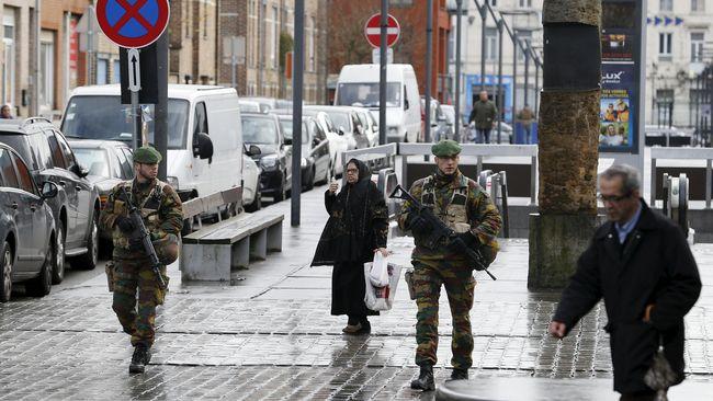 Sejak penyerangan di Paris 13 November lalu yang diklaim oleh militan ISIS, muncul berbagai laporan ancaman terhadap masjid-masjid di Belgia.