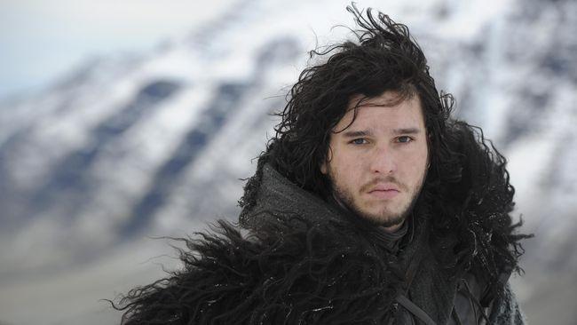Kit Harongton bintangi serial Game of Thrones total selama delapan musim, tahun 2011 hingga 2019