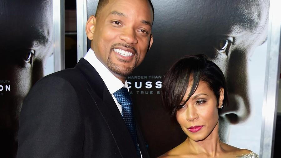Cerita Istri Will Smith Tak Rayakan Ultah Pernikahan