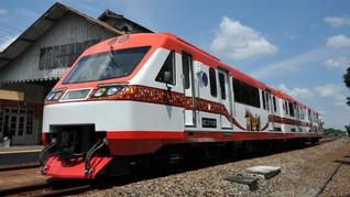 INKA Dapat Proyek Pengadaan Kereta Api Rp161,7 T dari Kongo