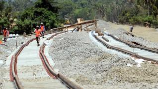 Sistem Sinyal KA Trans Sulawesi Pakai Teknologi Generasi Baru