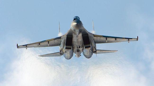 Indonesia terancam batal membeli 11 jet tempur Sukhoi Su-35 Rusia karena ancaman sanksi dari Amerika Serikat.