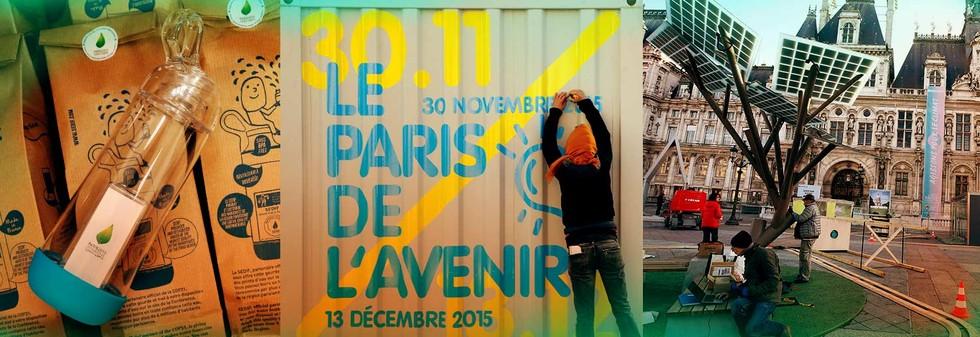 KTT Perubahan Iklim di Paris