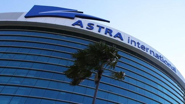 Dewan Komisaris Astra Dapat Honor Rp1,8 Miliar per Bulan