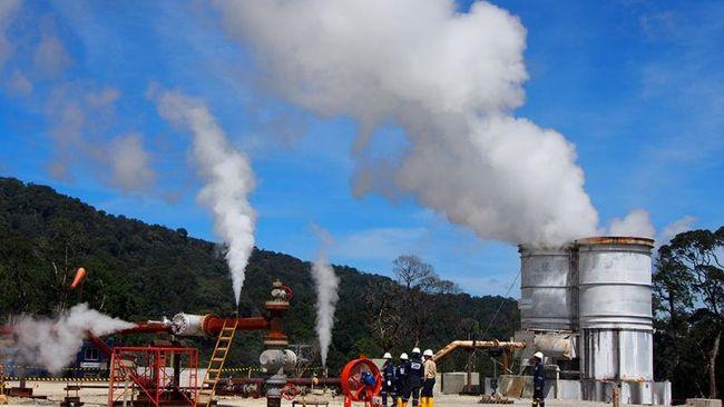 Dengan beroperasinya lima PLTP baru akan ada tambahan 270 MW listrik dari pembangkit panas bumi yang saat ini kapasitasnya baru mencapai 1.438, 5 MW.