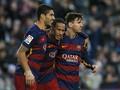 Neymar Kembali, Trio MSN Reuni